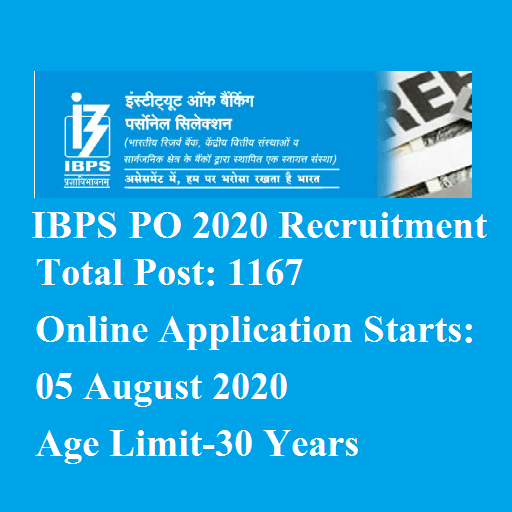 IBPS PO 2020