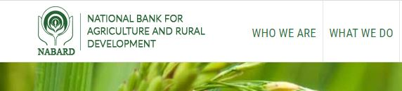 NABARD Specialist Consultant