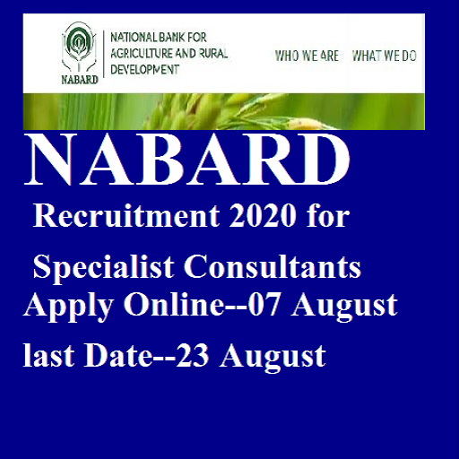 Nabard Specialist Consultants