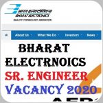 BEL Assistant Engineer Recruitment 2020