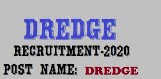 DCI Recruitment 2020