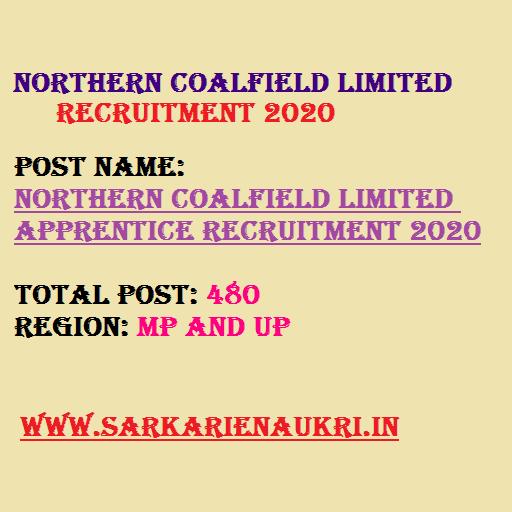 NCL Apprentice Recruitment 2020