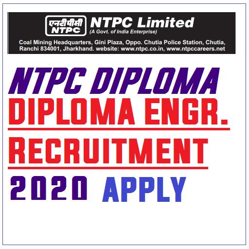 ntpc diploma engineer