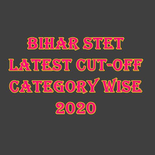 Bihar STET Result 2020