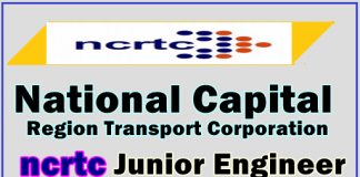 ncrtc junior engineer