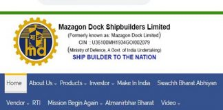 Mazagon Dock MDL