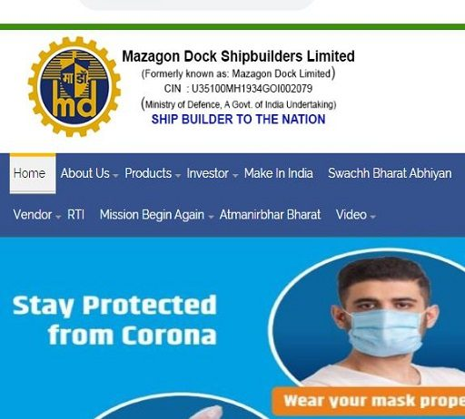 Mazagon Dock MDL