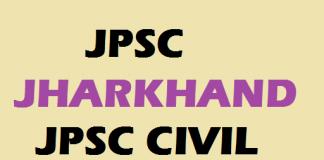 JPSC Civil Services 2021 Recruitment